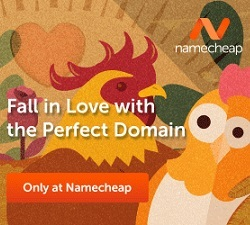 Find a good domain name with Namecheap