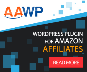 AAWP affiliate marketing plugin for WordPress