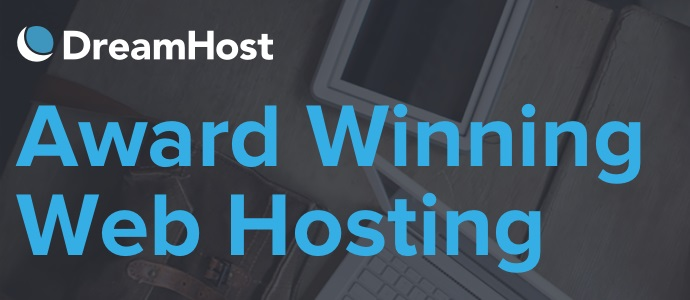 DreamHost web hosting and domain registration