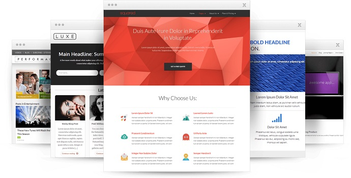 Thrive WordPress themes