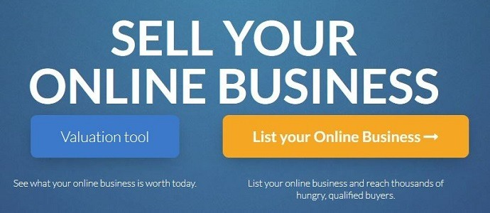 Sell website with Empire Flippers