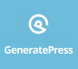 Blog Pioneer uses GeneratePress