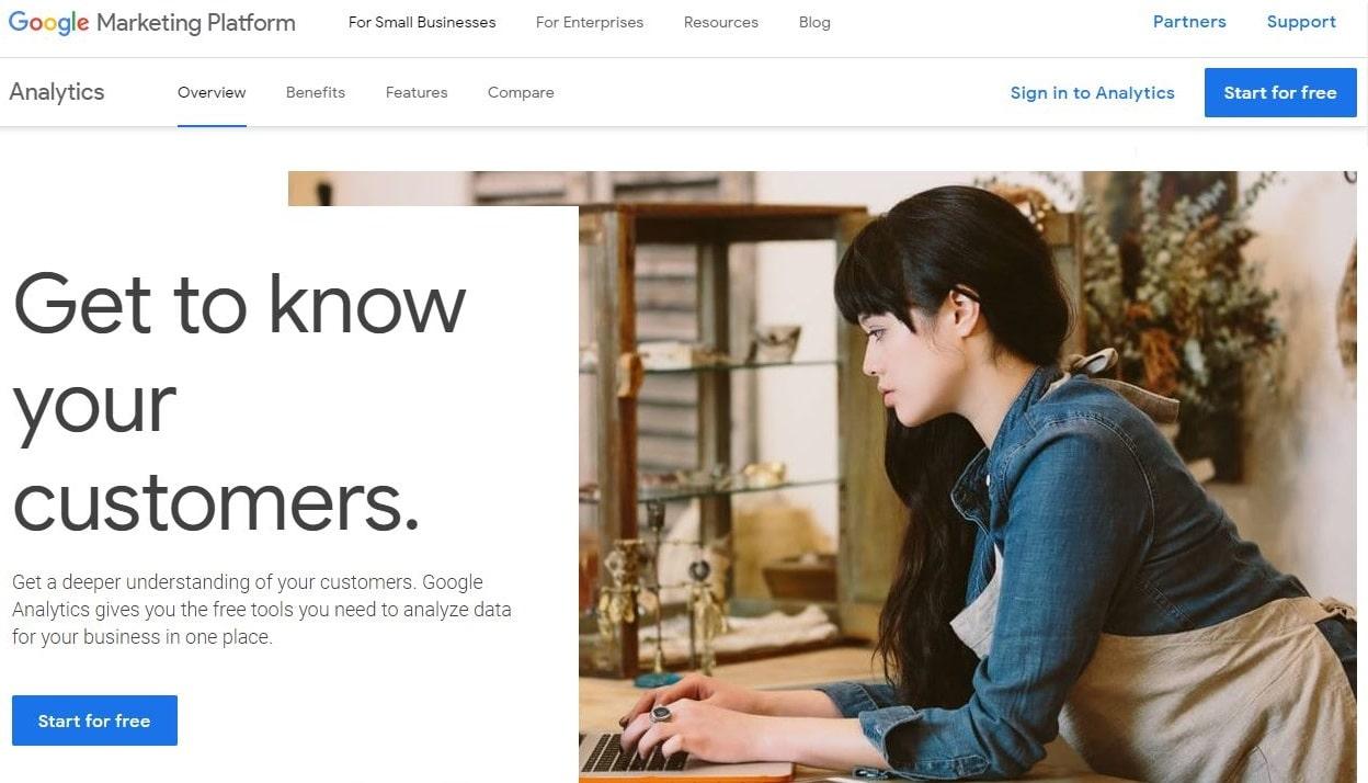 Use Google Analytics for your WordPress blog