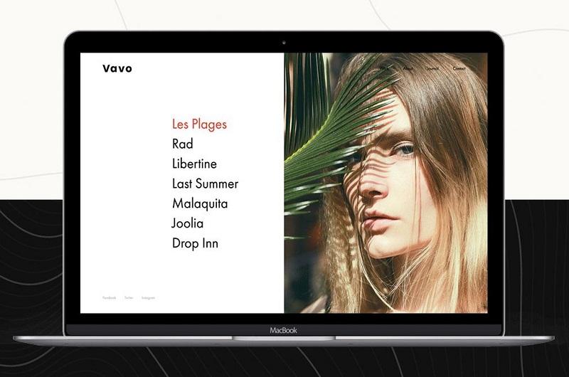 Vavo WordPress theme