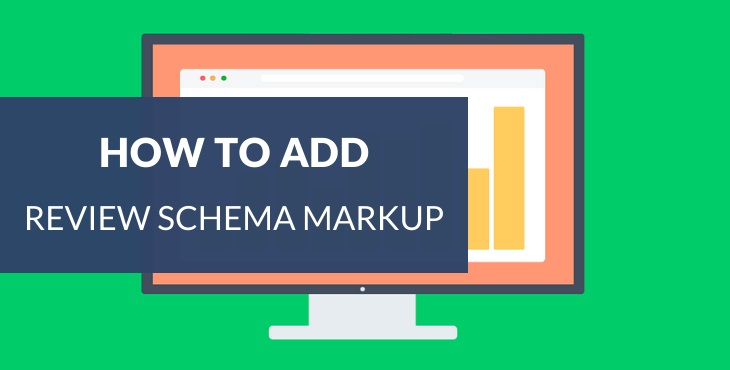 How to add review schema markup
