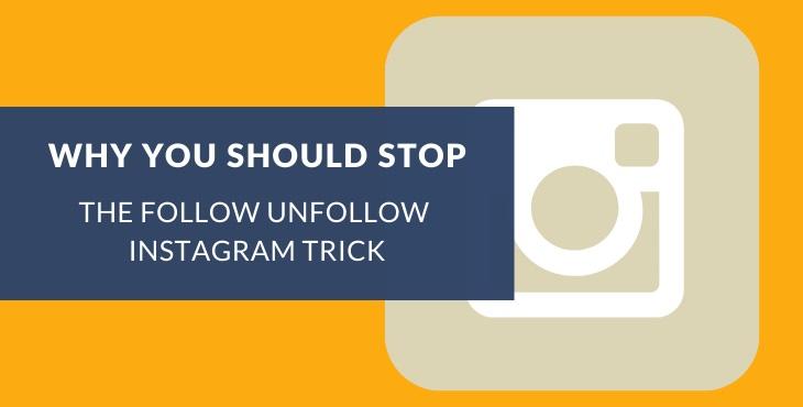 Follow unfollow Instagram trick exposed