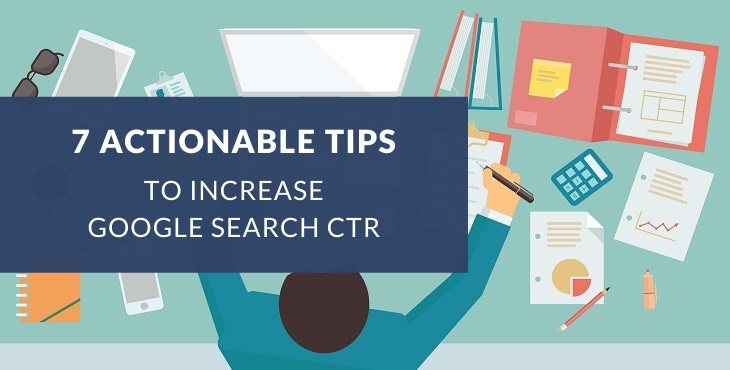 Tips to improve organic search CTR