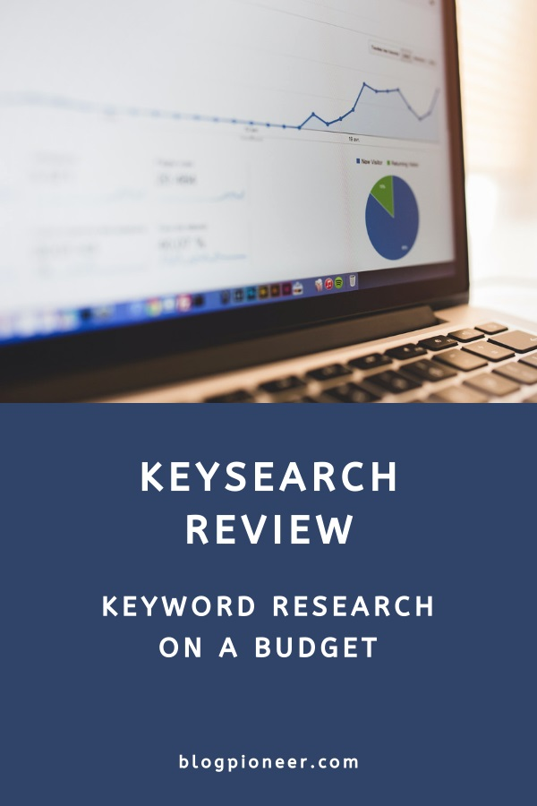 Keysearch Review (keyword research on a budget)