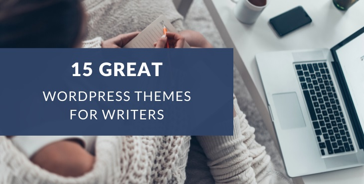Best WordPress themes for writers and authors